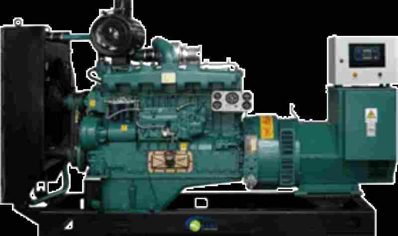柴油发电机组启动之后有黑烟解决方法