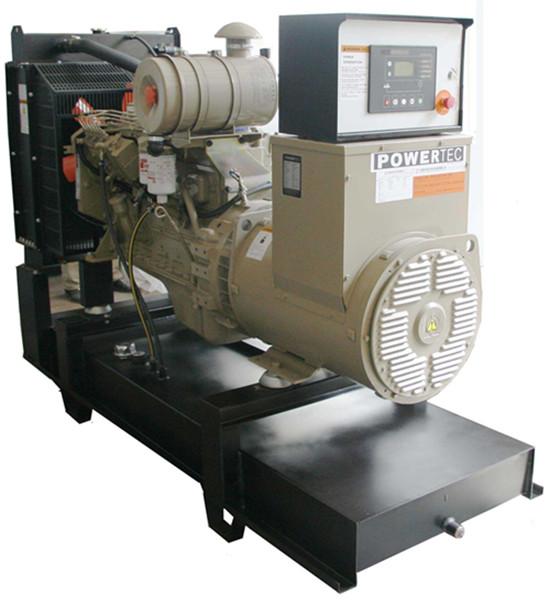 20KW-200KW东feng康明斯柴油fa电机组