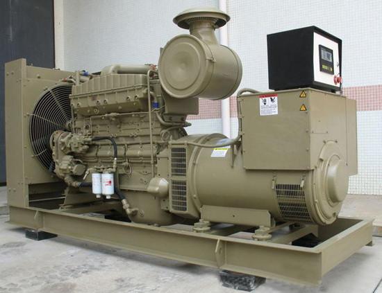 200KW-1300KW重庆kang明斯chaiyou发电ji组