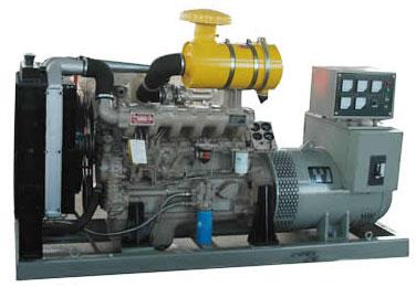 30KW-150KWweichaichai油发电ji组