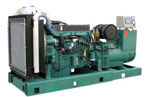 75KW-550KW沃尔沃系列柴油发电ji组